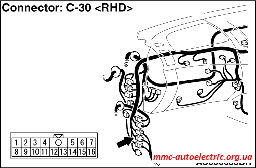code no  c1340  stop lamp switch malfunction
